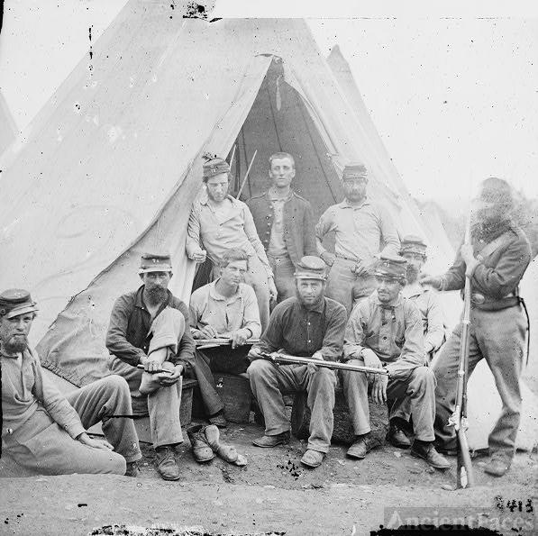 71st Infantry Regiment - New York 1861