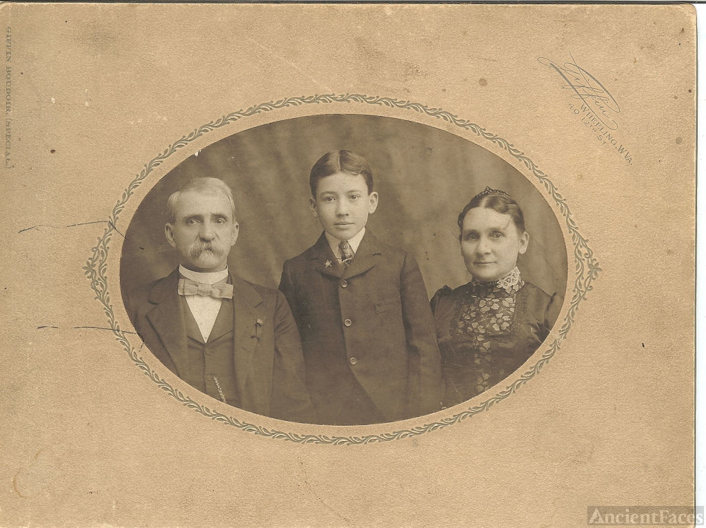 Weed Family, West Viriginia