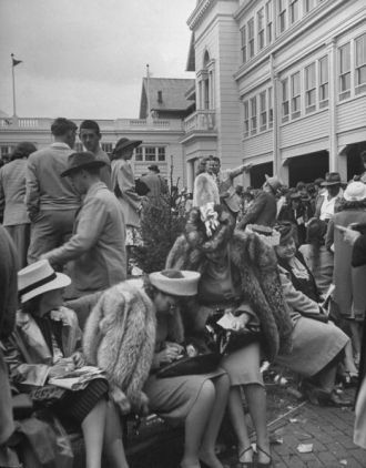 Kentucky Derby - 1940's