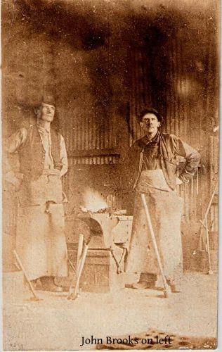 John Brooks, Utah