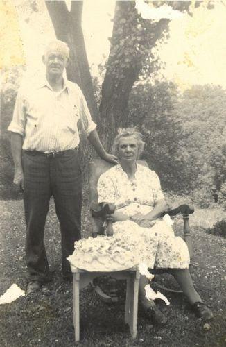 Dorsey & Sophia (Freeland) Pigott