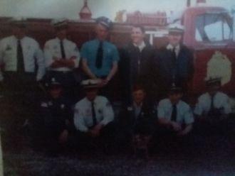 Edward Pack in uniform