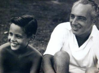 Arthur and Jonathan Schwartz