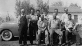Pop (Frederick Mills) & Sons