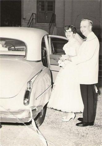Margaret and Carl Nagel, 1956