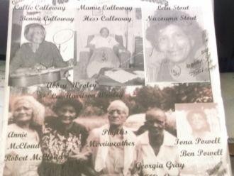 The Merriweather Sisters, Alabama