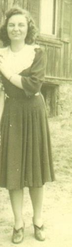 A photo of Mary Elizabeth (Putgenter) Piekarski