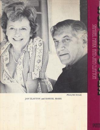 Samuel Marx and Jan Clayton