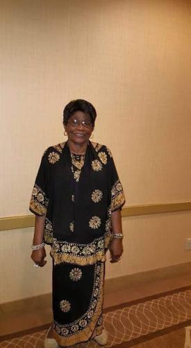 A photo of Fannie Gragg