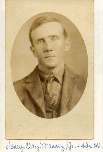 Henery Clay Massey Jr.