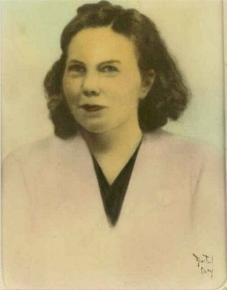 Ruby Margaret CRANE-HASKELL
