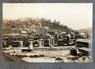 East Pittsburg, Pennsylvania c1900