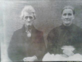 Sarah Burress & William Perryman
