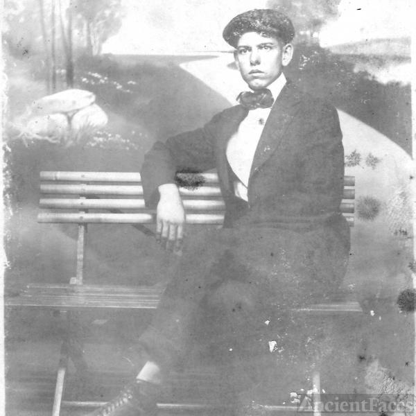 John Roberts, age 17