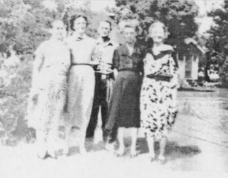 Martha Randall Wilson & Children