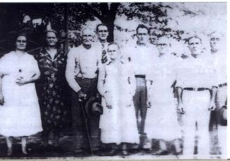 Tom Champion Family