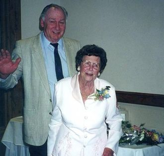 Frank Kroetch & Elaine Gillette
