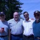 Roy, Robert, Cecil, & Earl Thompson, WV
