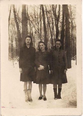 Helen, Esther & Madeline Martz