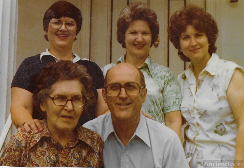 Rexie Fields Family
