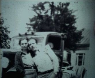 Fola Guyer and Herman Furnish