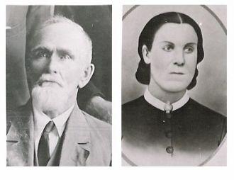 George Gull and Ann Locke