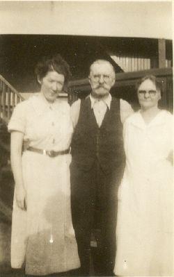 Story R. Smith, Anna Carr, Sally Smith