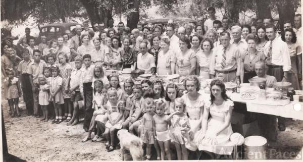 Bowen-Gill Family Reunion