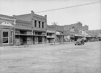 Caddo Oklahoma