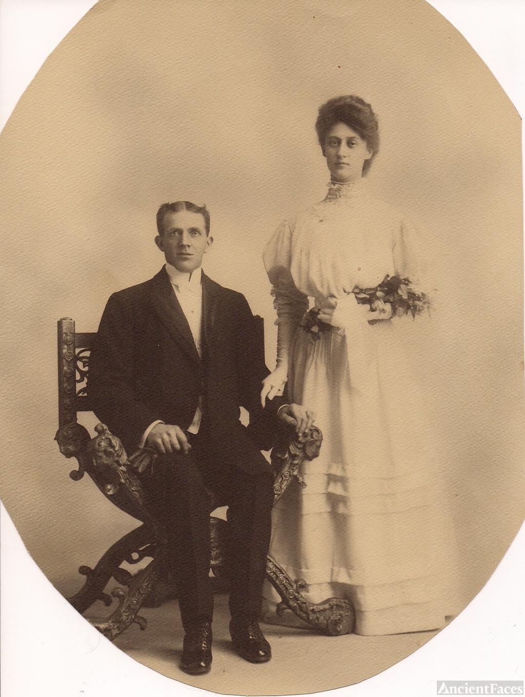David MASON and Ida SWANSON
