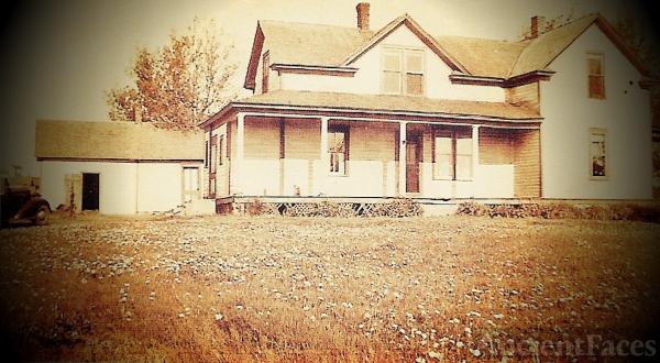 Anderson farmhouse, Wisconsin