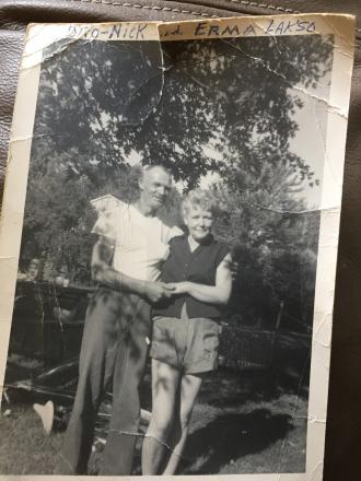 Erma and Nikolai Lakso