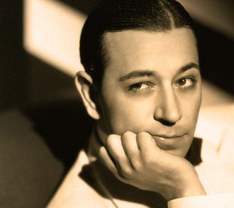 A photo of George Raft