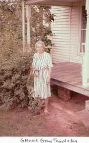 Glennie Ann Gray Templeton