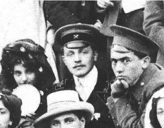Alexander Knyschinsky, Russia 1907
