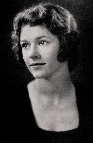 Verona Goetz, Washington D.C., 1932