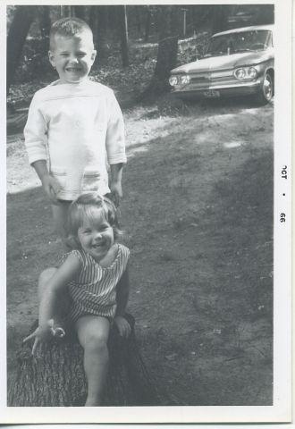 Carolyn & Mark Nason, 1966
