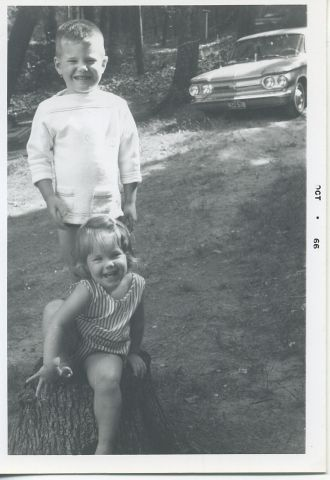 Carolyn & Mark Nason, 1966