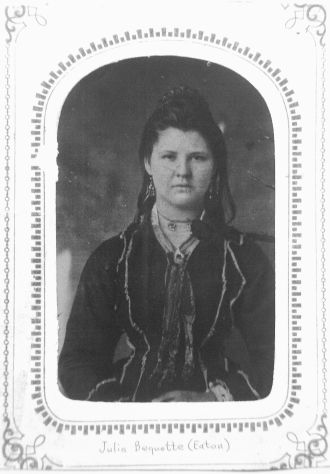 Julia Catherine (Bequette) Eaton