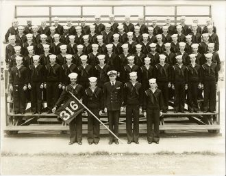 McMeece Naval Training Center - Co 316