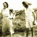 Dorothy Isaac and Josephine Holloway