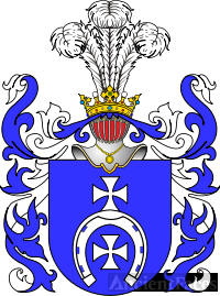Coat of arms Lubicz of  Oziewicz-Asiewicz-Asevicius'  family     family
