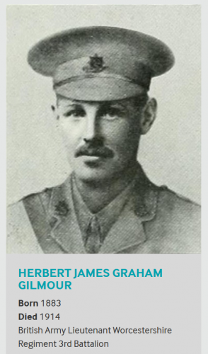 Herbert James Graham Gilmour