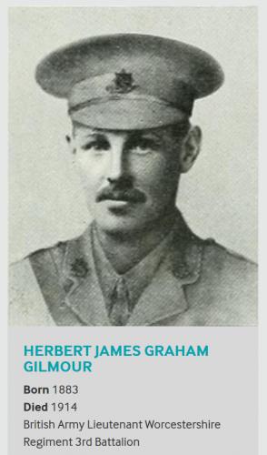 Herbert James Graham Gilmour