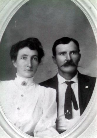 James Wilson Davis & Lura Ellen Porter