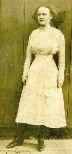 Clara Ann Michel 1910