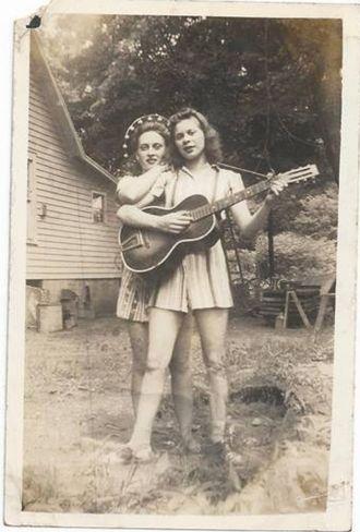 Helen & Madeline Martz