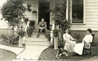 Roy, Syren, and Grace Goodwin