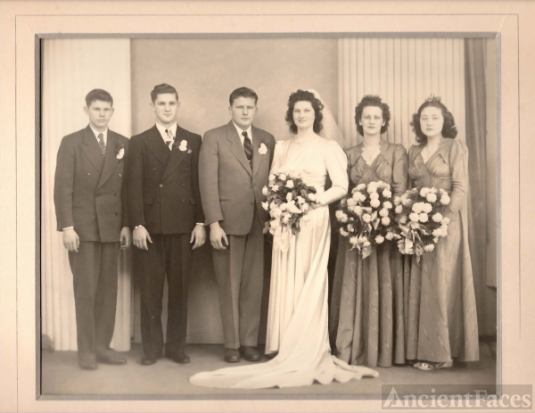Dehen family wedding