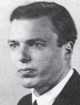 A photo of Berthold Schenk vonStauffenberg